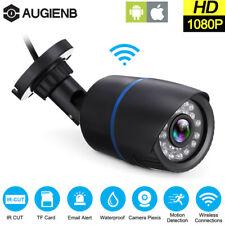 Security Wireless WIFI IP Audio Camera HD IR 1080P Outdoor Onvif APP TF Motion