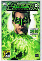 GREEN LANTERN 1, VF/NM, SDCC comic convention exclusive, 2010, San Diego