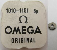 Omega Watch caliber 1000, 1010 . part 1151 connecting wheel for crown wheel