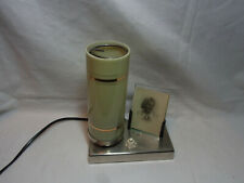 Art Deco Bauhaus Desk Lamp With Picture Frame Nightstand Bedside Lamp #<