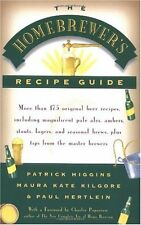 The Homebrewers Recipe Guide: More than 175 original beer recipes including mag