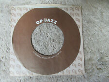 sleeve only CTI OP JAZZ  45 record company sleeve only    45