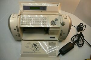 Circut CRV-001 Cricut CRV001 Personal Electronic Cutting Machine w/ Power Supply