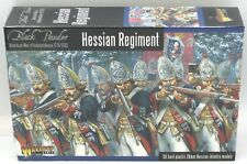 Black Powder  WGR-AWI-03 Hessian Regiment (American War of Independence) Warlord