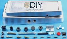 1 x Wah pedale KIT box alluminio, Wah aluminum box electronic DIY pedals