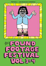 FOUND FOOTAGE FESTIVAL: COM...-FOUND FOOTAGE FESTIVAL: COMBO 3 & 4 (2PC) DVD NEW
