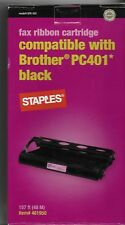 Brother PC-401 Compatible Fax Cartridge Staples