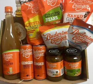 Ginger Bounty Gift Hamper