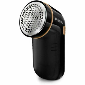 Philips Fabric Shaver Philip Fuzz Bobbling Remover Clothes Lint Pilling Black