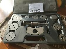 Schwaben - Brake Caliper Piston Tool Kit - 11 Pieces -  Used ONCE- with CASE