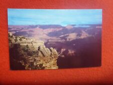 GRAND CANYON UNUSED  RETRO POSTCARD BY fred harvey