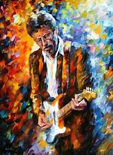 ERIC CLAPTON STYLE PRO GUITAR BACKING TRACKS!  PRACTICE FOR BEGINNERS & PRO'S
