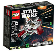 75072 Lego Star Wars Micro Fighters Series 2 Starfighter