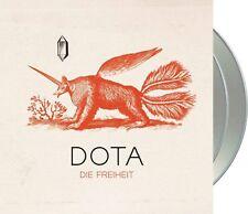 "Dota ""die freiheit"" Deluxe Edition 2CD NEU Album 2018"
