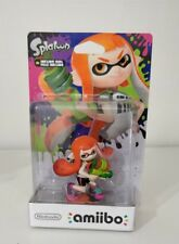 AMIIBO INKLING GIRL FILLE SPLATOON - RAGAZZA NINTENDO  NUOVO WII U SWITCH 3DS