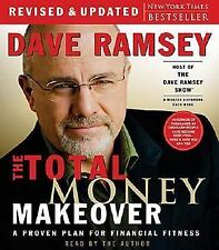Dave Ramsey Total Money Makeover A Proven Plan for Financial Fitness 3 DVDS