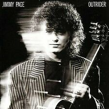 Outrider by Jimmy Page (CD, 1998 Geffen) LN