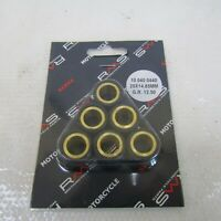 Kit rullini mm 20X14,85 12,50g RMS Roller weights Honda Chiocciola SH 125 150cc