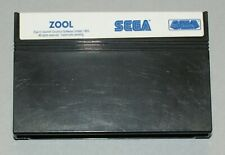Zool Ninja of the Nth Dimension Cart Only - SEGA Master System game - Cartridge