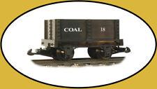 Hartland G-Scale Mini Gondola Coal 15113