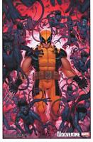 Nick Bradshaw SIGNED Marvel X-Men Art Print ~ Wolverine Nightcrawler