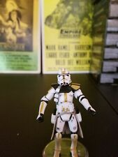 Star wars Clone Commander EVOLUTIONS Pack. Loose