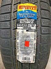 4 New 235 65 17 Pirelli Scorpion Ice & Snow Tires