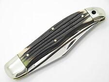 VTG 1976 QUEEN CUTLERY #39 LARGE 2 BLADE FOLDING HUNTER KNIFE HUNTING