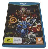 Shovel Knight Nintendo Wii U PAL