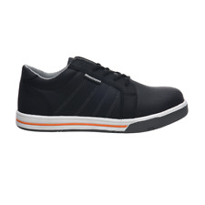 Himalayan 5125 SBP SRA Black Steel Toe Cap Skater Style Safety Trainers Sneakers