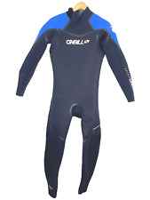 O'Neill Mens Full Dive Wetsuit Size Large Sector 7mm Scuba - Excellent Condition