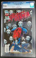 Amazing Spider-Man #417 Marvel Comics CGC 9.8 White Pages