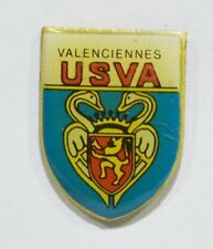 PINS FOOTBALL FOOT USVA VALENCIENNES CYGNE 59 NORD