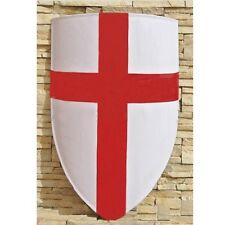 18 Gauge Steel Crusader Heater Shield Perfect Re-enactment Stage Costume