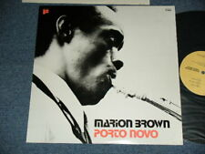 MARION BROWN Japan 1975 REISSUE PA-9714 NM LP Porto Novo