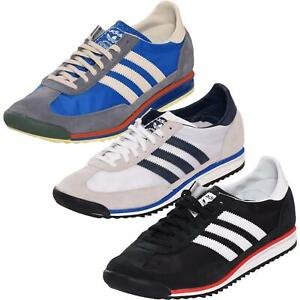 Adidas SL72 Mens Trainers Vintage Sports Lace up Originals Sneaker Shoes UK Size