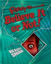 RIPLEY'S BELIEVE IT OR NOT Reality Shock Coffee Table Book