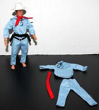 Lone Ranger Custom Three Piece Uniform Fits Gabriel Marx Hubley Cowboy Only