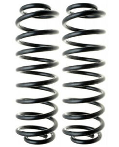 2 Coil Springs ACDELCO REAR For OEM # 19261981 Buick Chevy GMC Isuzu Oldmobile
