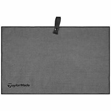 Taylor Made Schlägerhandtuch Towel Model 2017 Microfiber Cart NEU STATT 18€ grau