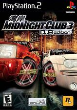 Midnight Club 3: DUB Edition - Playstation 2 Game Complete