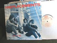 THE REPLACEMENTS LET IT BE ORIGINAL '84 TWIN TONE 1st LP album rare punk ttr8441