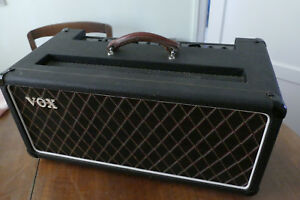 Classic Vox AC50 Head Amp MKIII Big Box 1966 excellent condition, just serviced