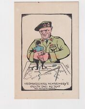 More details for netherlands anti-nazi propaganda montgomery squeezes life out of hitler wwii -16
