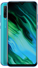 "New Huawei Honor 20e Phantom Blue 6.21"" 64GB 4GB Dual Sim 4G Sim Free Unlocked"