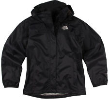 The North Face Resolve Rain Jacket Girls TNF Black XS xsmall New with Tags $65