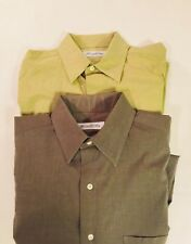 brooks brothers Long Sleeve Stetch Men Shirt Lot 2