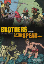 BROTHERS OF THE SPEAR VOL #1 HARDCOVER Dark Horse DELL Comics Archives HC