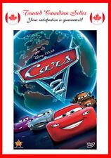 Cars 2 (DVD, 2011)
