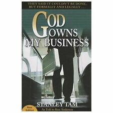God Owns My Business by Stanley Tam Paperback Book (English)